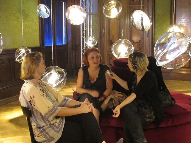Schmuck im Salon 2012
